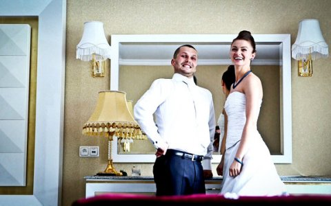 Gosia & Arek
